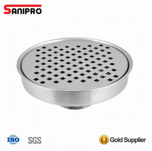High Quality Round Floor Drain for Shower Room pictures & photos