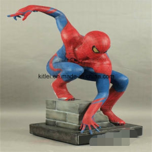 3D Action Figure Plastic Spider PVC Indoor Playground Kid Toys