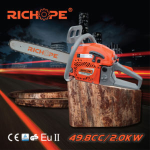 High Performance Cheap Garden Tool Gasoline Chainsaw CS5010 pictures & photos