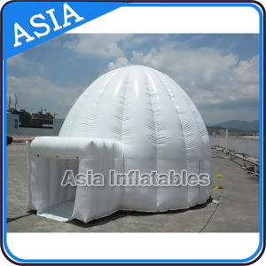 Inflatable Bubble Dome Tent with Door pictures & photos