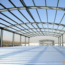Light Steel Structure Prefab Warehouse (wz-W2)