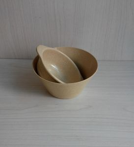 Eco Bamboo Fiber Tableware Bowl (BC-B1011) pictures & photos