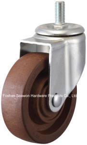 High Temperature Threaded Stem Caster (280 degree) pictures & photos