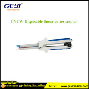 Hot Sale Disposable Linear Cutter Stapler pictures & photos