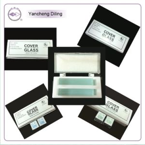 Disposable Microscope Slides Cover Glass (7201) pictures & photos