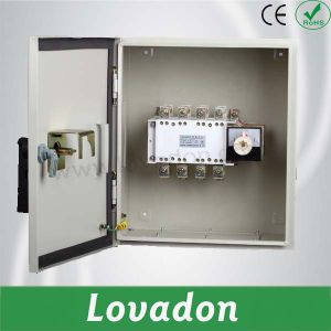 Hot Sale Hgld Series160A Automatic Transfer Switch and Box pictures & photos