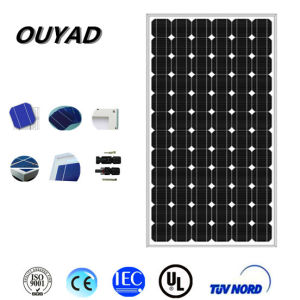 2015 New Design Sunpower Flexible, 300W Solar Panel pictures & photos