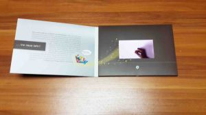 Top Quality Video Brochure, Video Greeting Card, Video Card pictures & photos