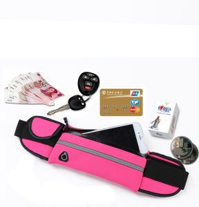 Sport Neoprene Waist Bag pictures & photos