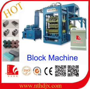High Quality Cement Concrete Brick Making Machine (qt8-15) pictures & photos