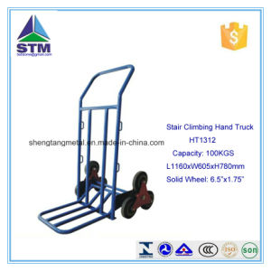 Stair Climbing Hand Truck (HT1312) pictures & photos