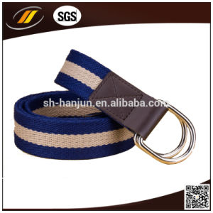 Jean Fashion Pin Buckle Fabric Belt (HJ15108) pictures & photos