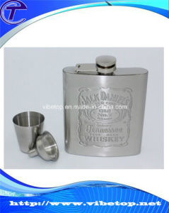 Mini Portable Stainless Steel Flagon (WB-01) pictures & photos