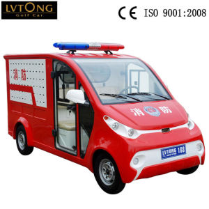 Chinese 2 Seaters Electric Fire Fighting Vehicle pictures & photos