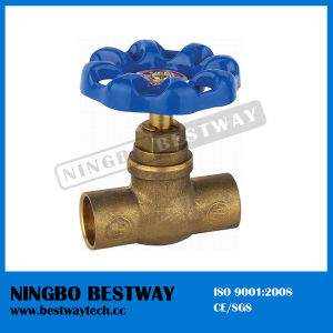 China Brass Stop Valve Manufacturer (BW-S05) pictures & photos