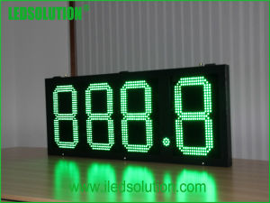 LED Outdoor Waterproof Display Panel /LED Gas Price Sign Display pictures & photos