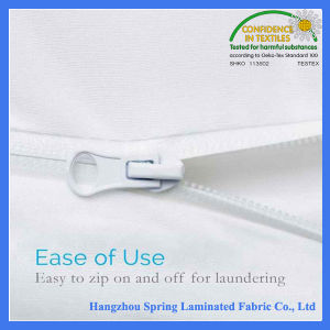 Waterproof Breathable Best Mattress Cover with Zipper pictures & photos
