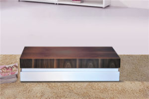 MDF with Veneer Coffee Table (CJ-M039F) pictures & photos