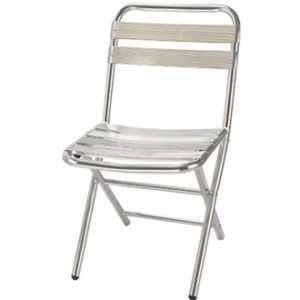 Supply Quality Aluminum Folding Patio Chair (DC-06007) pictures & photos