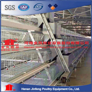Nigeria Chicken Poultry Farm Use 120 Birds Chicken Cage pictures & photos