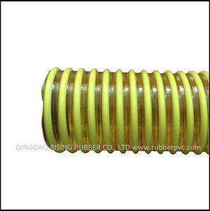 PVC Helix Suction Hose Corrugated Hose Flexible PVC Duct Hose pictures & photos
