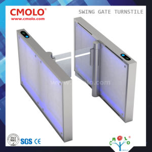 Intelligent Building Flap Barrier (CPW-322FS)
