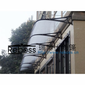 Durable Portable Polyester Fixed Retractable Awning pictures & photos