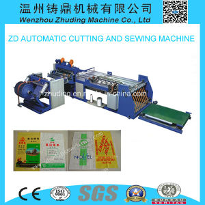 Rice Bag Cutting Sewing Machine pictures & photos