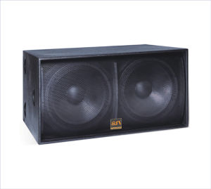 1200W Professional Speakers Subwoofer (S218) pictures & photos