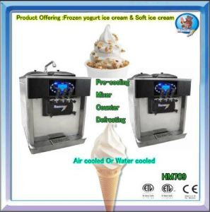 Commercial Soft Serve Ice Cream Machine HM709 pictures & photos