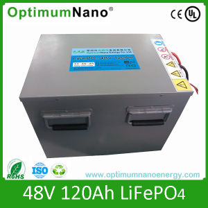 Battery 48V 125ah Lithium Battery for Solar System pictures & photos