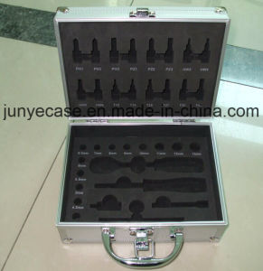 Aluminum Tool Case with Shakeproof Foam Insert pictures & photos