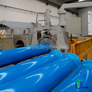 PVC-O Taiji Blue Pipe for Municipal Water Supply Irrigation pictures & photos