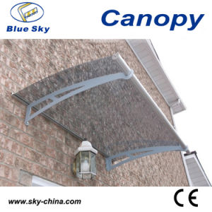 Aluminum and Polycarbonate Window Canopy (B900) pictures & photos