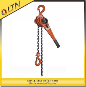 0.25 Ton to 5 Ton Mini Lever Hoist pictures & photos