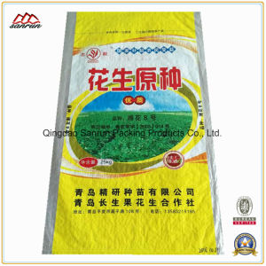 BOPP Laminated 25kg Woven Polypropylene Bag for Seed pictures & photos