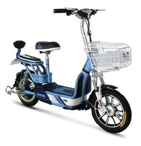 Popular Green Power Simple Electric Bike (XQ-1) pictures & photos