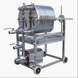 Yl Series Stainless Steel Press Filter pictures & photos