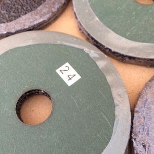 """4"""", 4.5"""", 5"""", 6"""", 7"""" Silicon Carbide Fiber Discs pictures & photos"""