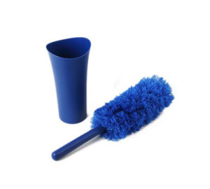 Easy Cleaning Feather Microfiber Duster Set for Easy Cleaning (3212) pictures & photos