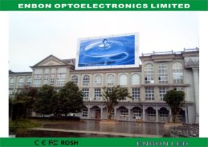 Outdoor Waterproof P10 DIP High Brightness LED Advertising video Billboard Over 8000nits pictures & photos