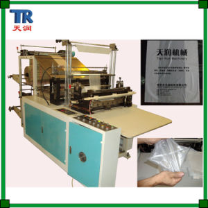 High Speed HDPE LDPE PE Bag Making Machine pictures & photos