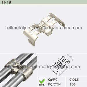 Nickel Plated Joint for Industrial Worktable (H-19) pictures & photos