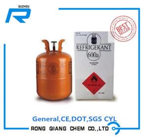 Hc Refrigerant Gas Environment Protect R600A Gas