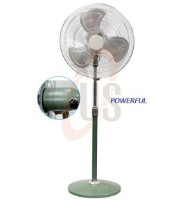 "18"" Powerful Green Commercial Metal Stand Fan (USSF-307) pictures & photos"
