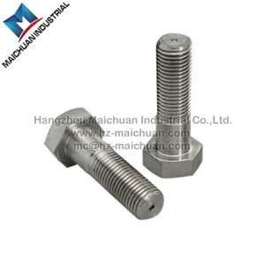 Fastener Stainless Steel Hex Head DIN933 Hex Bolt pictures & photos