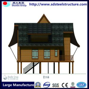 Customized Modern Light Steel Structure Prefabricated House pictures & photos