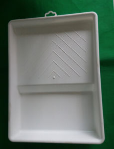"""9"""" White Virgin Material Paint Tray pictures & photos"""