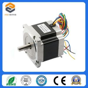 4 Axis NEMA 23 Stepper Motor with SGS Certification pictures & photos