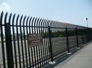 ASTM Mirror Finish Welding Stainless Steel Fence pictures & photos